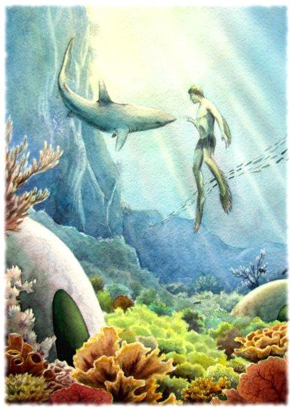 """Обитатели подводного мира. """"Портал спасения"""""""