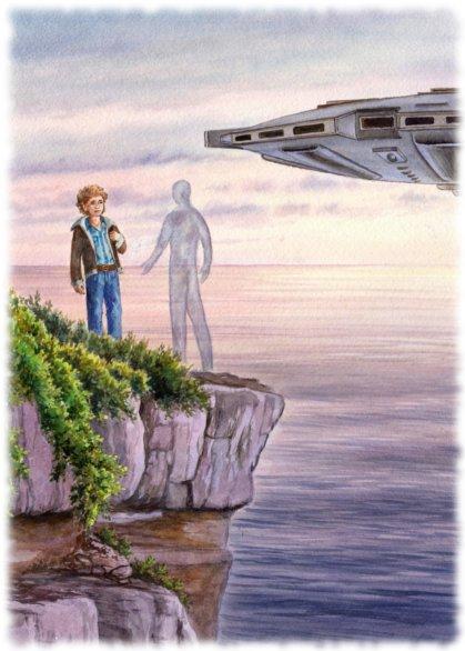 """Встреча Ноэля с пришельцами. """"Серые"""""""